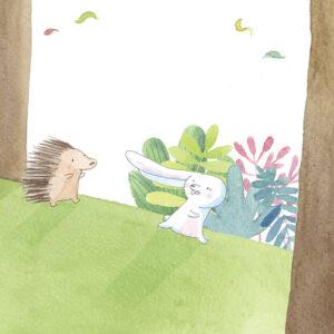 Ilustração em Aquarela com Clara Gavilan – Pictorama Workshops