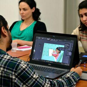 Workshop Vetoriza.ai! Ilustração Vetorial com Gabriela Ferraz – Pictorama