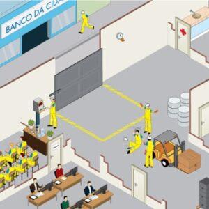 Infográfico Segurança no Trabalho – Cavo