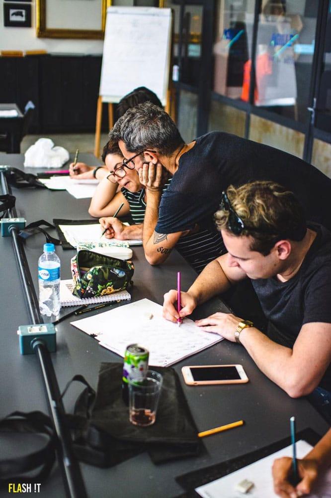 Workshop de Hand Lettering com Lucas Azevedo