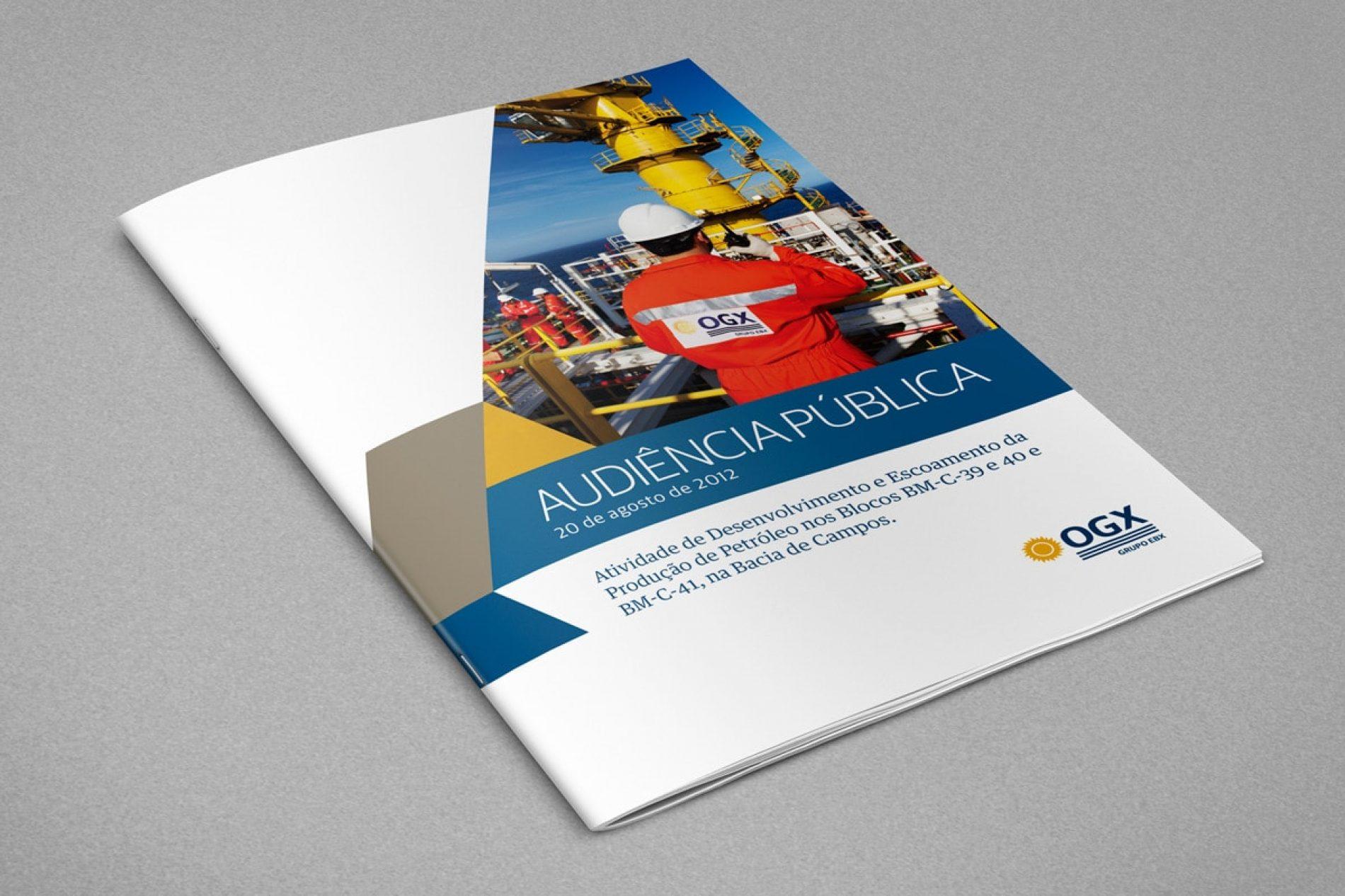 Brochura Audiência Pública OGX